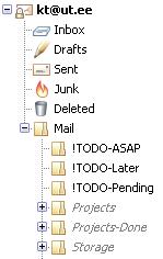 GTD Mailbox